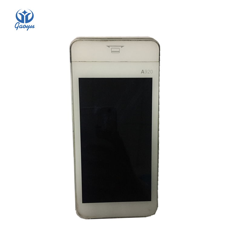 4g android pos A920 touch screen with printer Payment Tablet Terminal