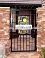 Beautiful Residential Wrought Iron Gate Designs