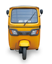 3 Wheeler Car For Sale/Auto Rickshaw/bajaj Passenger Tricycle
