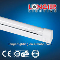 18W/36W/58W professional indoor fluorescent light of wall mounted bracket lamp