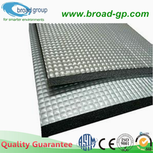 Eco-friendly Natural Foam Rubber Sheet Heat Insulation Materials