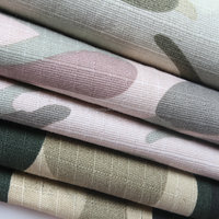 military print uniform fabric cotton camouflage for shoe bag