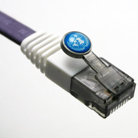 High quality bare copper fluke pass cat6 patch cables