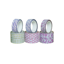 Decorative Japanese custom printed wholesale washi paper glitter tape