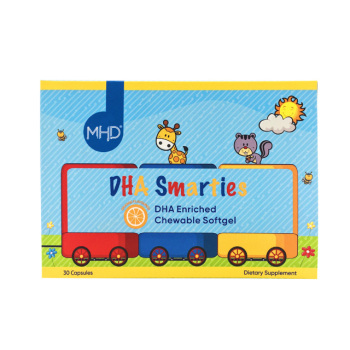 DHA samrties Kid's fish oil - Children's Health