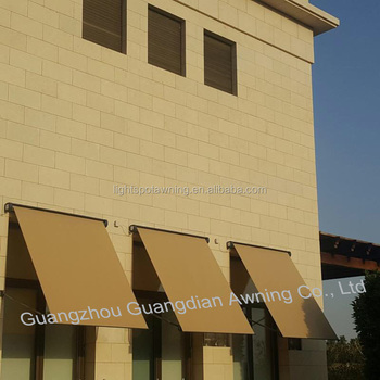 Window awning sunshade