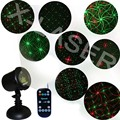 Starry Motion Indoor/Outdoor Christmas Laser Projector