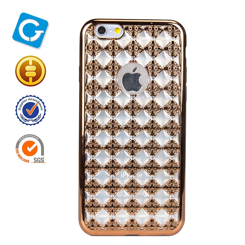 World best selling products tpu phone case soft hard moderate easy disassembly for iPhone 6,6s 4.7 inch