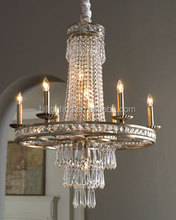 Classic round crystal marocaine lustre en cristal