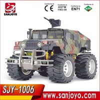 1:4 Scale Monster Truck RC 4WD Off-Road Series radio control buggy car 4wd rc monster truck SJY-1006