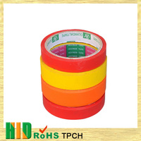 Hot sale top quality best price printed floral tape opp tape