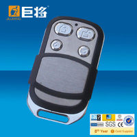 rf universal long range garage door remote control alarm fixed codes / rolling codes for security home system JJ-RC-I6