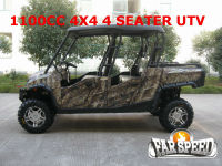 4x4 1100cc 4 Seat Utility Vehicle