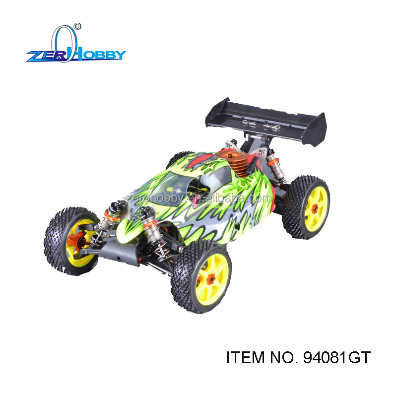 hsp rc hobby car toys 1/8 scale 4wd rc car nitro off road buggy high speed remote control kids car toy 94081GT