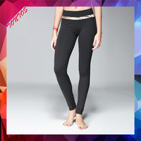 colour combination suits high waist neoprene slimming yoga leggings