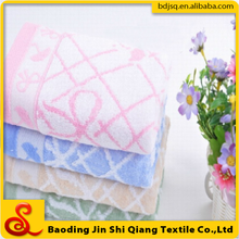 superior soft and good texture bamboo fiber beauty face cleaning towel wholesale alibaba