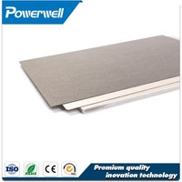High strength sticky silicone mica sheet