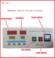 High quality XM-26 thermostat egg incubator controller intelligent incubator controller for sale