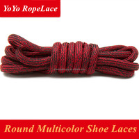 2017 Fuzhou YoYo Round Shoelaces Multi
