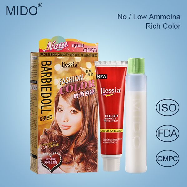 China Hair Dye Professional Manufacturer Family Use Long Lasting Rich Color MSDS Hair Dye,Hair Color Cream With Low Price