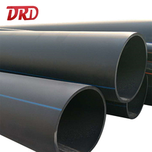 pe100 HDPE pipe PN16 pn10 24 inch drain pipe PE Polyethylene pipes prices list