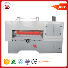 2015 China hot-sales STR150 Pneumatic Veneer clipper woodworking machine