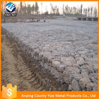 Good high quality welded gabion wall with cheap price