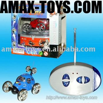 rm-8829 Mini RC stunt Car child toy kid toy