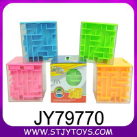 funny maze money saving box for kids two color mixed