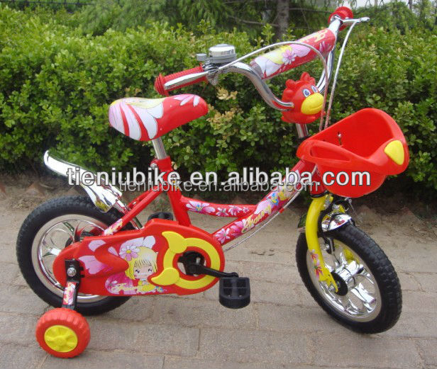 China bicycles chopper frame children bike/bycicle/children bike 16inch BMX TNXTC-045