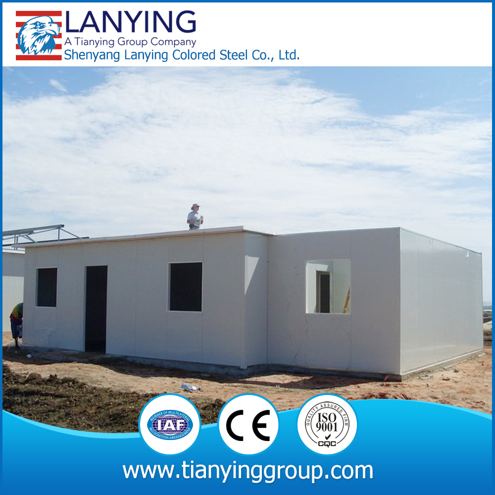 Custom Design Customized Prefabricated House Prefab Concrete Modular Homes