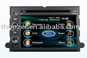 CAR GPS DVD for Ford Fusion /Edge Explorer/Expedition/FiveHundreds/Mustang (2009,2010)