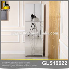 The Latest design home decor famous mirror shoes cabinet brands