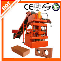alibaba Eco Premium 2700 eco mud bricks making plant/automatic clay brick manufacturing plant clay brick making machine for sale