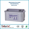 Multifunction panel solar gel battery 12v 500ah