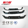 Rear Bumper Spoiler for Golf 7R