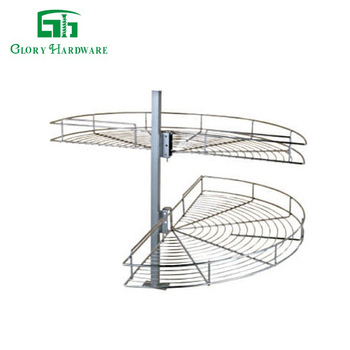 Stainless Steel Home Decorative Wire Basket For Supermarket