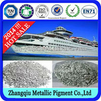 White Silver metallic pigment manufacture of anticorrosive coating marine paint pigment powde