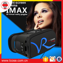 Fashion buy+ shopping RK-A1 all in one vr case 3d vr case headset for new style shopping way