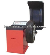 wheel balance weight MST-960 used wheel balancer with wheel balancer parts