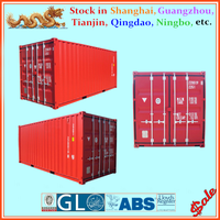 Brand new 20ft 40ft SOC container for loading own cargoes