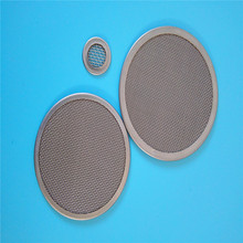 china stainless steel 316 filter disc
