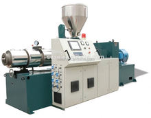 Hot sale Plastic Extruder Machine Conical Twin Screw Extruder