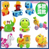 2015 Hot selling innovative animals shaped plastic toys for children ,very cheap children educational toys wholesale