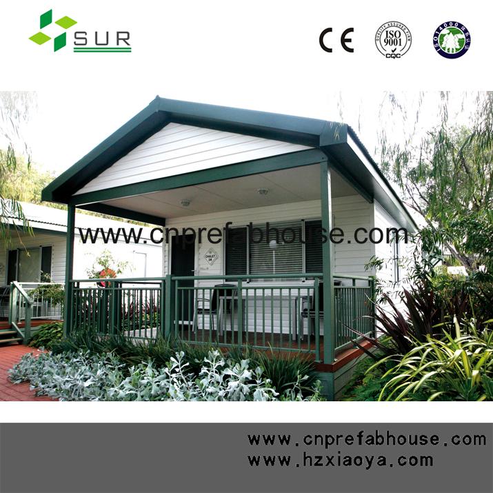Modulare vivente contenitore casa smontabili contenitore di lusso casa prefabbricata case - Casa modulare prefabbricata ...
