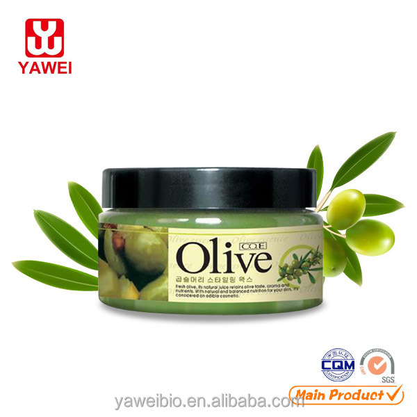 Olive Hair Styling Wax 100g
