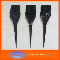 Mini tint brush/small hair color brush/14cm hair coloring comb