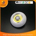 2017 hot COB Light source Tap light led home push on light