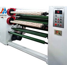 Most popular cutter and rewinder machine for adhesive tapes cut sellotape high-speed tape