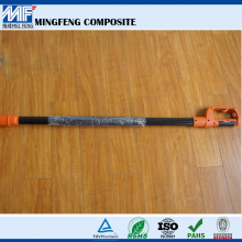 FRP paint roller extension pole handle telescopic pole